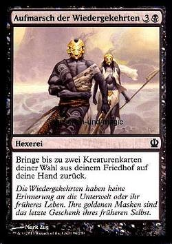 Aufmarsch der Wiedergekehrten (March of the Returned)